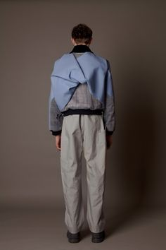 Traditional Menswear With a Twist From Siying Qu