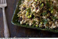 Garam Masala Tofu Scramble from 101 Cookbooks