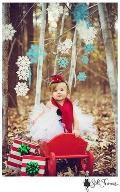 Frosty the Snowman Tutu DressTop Hat Headband and by LilTutuDivas, $44.50