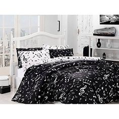 100% Cotton -6 Pieces- Black Musical Note Melody Full Double Size Duvet Cover Set Hediye http://www.amazon.com/dp/B016S9QL5Y/ref=cm_sw_r_pi_dp_mIrqwb0RK2ZFV