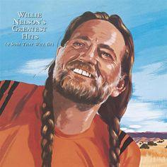 Willie Nelson, the Red Headed Stranger