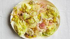 Salad with Italian Dressing Recipe | Bon Appetit
