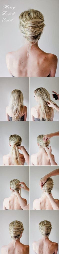 Gorgeous DIY Hairstyles For 2015