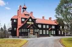 Här är slottet i Sollefteå som inte kostar mer än 4 miljoner kronor.