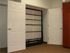 Put a wall bed in the office closet so our guests have room but I can use it as an office otherwise Hmmm...