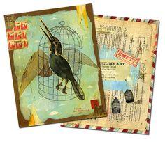 mail art by Carolina Espinosa