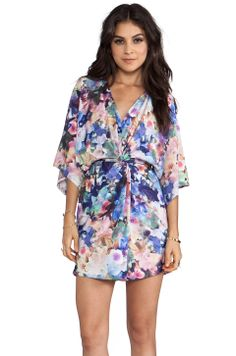 6 SHORE ROAD Love Shack Dress in Wildflower from REVOLVEclothing