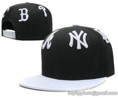 Cheap Wholesale Trendy Hiphop White Black Snapback Hats MLB Team Logo 16  for slae at US 8.90  snapbackhats  snapbacks  hiphop  popular  hiphocap   sportscaps ... 14219615be051