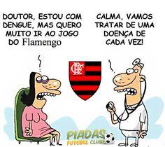 piadas do flamengo | Piadas do Flamengo - Uma doença de cada vez | Piadas Futebol Clube ...
