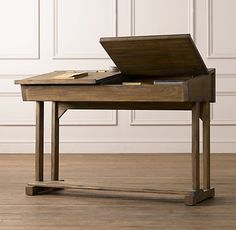 lift top desk. Would Love To Find Real Old School Lift Top Desks For Each Of The Boys! Desk