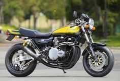 Kawasaki Z-1 RCM-154 by Red Eagle Sanctuary