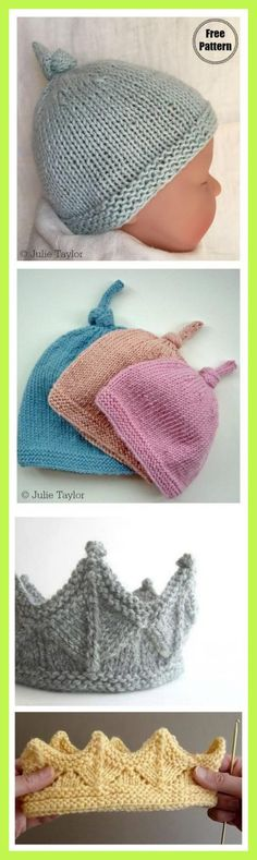 Source by ute_schaab Tops Baby Hat Knitting Patterns Free, Baby Sweater Knitting Pattern, Knitting Stitches, Free Knitting, Baby Turban, Turban Hut, Knit Or Crochet, Crochet Hats, Finger