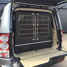 This combination Dog Box and Vehicle Drawer Unit have been specifically designed…