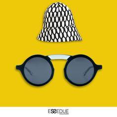 Essedue Sunglasses Handmade and Designed in Italy Circle Sunglasses, Summer Sunglasses, Round Sunglasses, Handmade Design, Yellow, Glasses, Gold