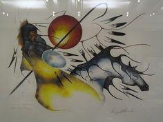 Always be closing Gary Meeches kK Native American Paintings, Native American Artists, Native American History, Canadian Artists, Mayan Symbols, Celtic Symbols, Egyptian Symbols, Ancient Symbols, American Indian Tattoos