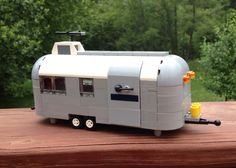 Lego Airstream Trailer