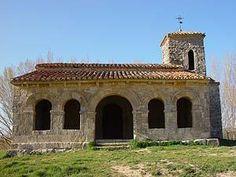 Ermita mozárabe de Barriosuso BURGOS
