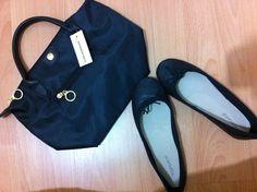 Topshop babet & clockhouse bag :)
