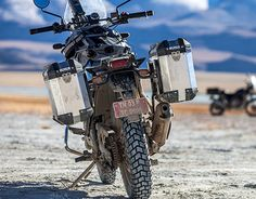To mark its presence in the European markets, Royal Enfield is going to debut its adventure tourer bike, the Himalayan at 2016 EICMA. Motos Royal Enfield, Himalayan Royal Enfield, North India Tour, Off Road Bikes, Super 4, Motosport, Riding Gear, My Ride, Touring