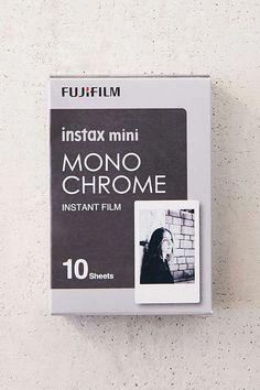Slide View: 1: Fujifilm Instax Monochromatic Film
