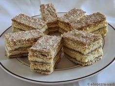 Ukrán stories and pictures at blikkruzs. Raw Food Recipes, Sweet Recipes, Cake Recipes, Dessert Recipes, Cooking Recipes, Fun Desserts, Delicious Desserts, Yummy Food, Salty Snacks