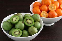 Hardy Kiwi & Meiwa Kumquat