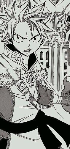 Fairy Tail | Natsu.