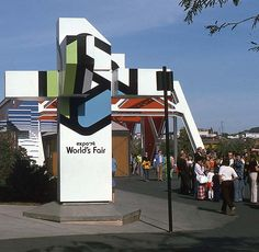 Expo '74 was the first environmentally themed universal expo. It was held in #Spokane, Washington, United States #Expo2015 #ExpoStory
