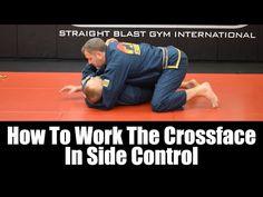 Understand The Crossface In Wrestling And BJJ - Jiujitsu News John Danaher, Mma Videos, Chris Benoit, Jiu Jitsu Techniques, Wwe World, Martial Artist, Brazilian Jiu Jitsu, John Cena