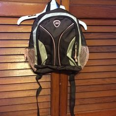 Small Backpack Small backpack, does have some ware.   📦 Ships FAST!  🚬 NON-Smoking Home  🐾 Pet Friendly Home  💲 Open to Offers and Trades! ❓ Feel free to ask questions! es Bags Backpacks