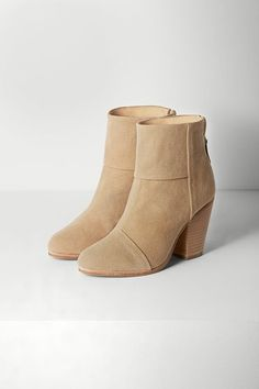 Rag & Bone Classic Newbury Booties {on sale!}
