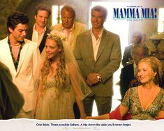 High School Musical, Meryl Streep, Step Up, Les Miserables, Mamma Mia Wedding, Dominic Cooper, Movies And Series, Pierce Brosnan, Best Friend Wedding