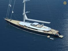 View the latest images, news, price & similar yachts for charter to SALUTE, a 56 metres / 184 feet luxury yacht launched by her owner in Luxury Sailing Yachts, South Pacific, Sailboat, Ships, Products, Sailing Yachts, Boats, Yachts