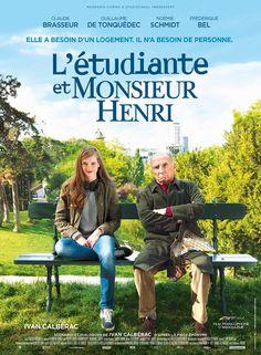 L Etudiante et Monsieur Henri streaming