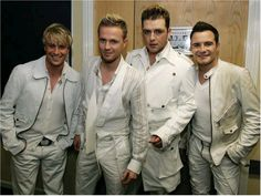 Mark Feehily, Nicky Byrne, Shane Filan, Croke Park, Double Breasted Suit, Irish, Suit Jacket, Suits, Band