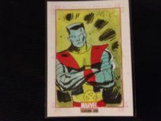 Apriyadi Kusbiantoro • Colossus Artist Sketch Card • Marvel Bronze Age 327