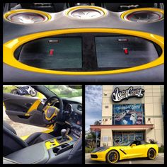 Thanks to our friends @westcoastcustoms, making the #MBQuart Reference Subs and MYKRO amplifiers look SIC in a 2014 #C7 Stingray! Thanks for the shout-out @selfmaderyan. #C7Corvette #C7Stingray #Maxxsonics