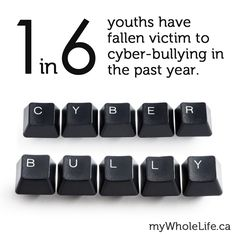#Bullying is no longer just reserved for the schoolyard. New technologies have brought with them a more insidious brand of bullying that follows your child home. #CyberBullying can sabotage your child's sense of self-worth, emotional well-being, and social standing, and it's much more common than you might think.