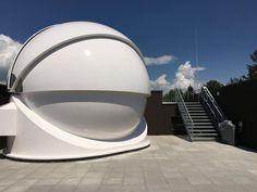 In Europas leistungsstärkster Sternwarte tagen? Ja, geht! Ganz in der Nähe von Salzburg öffnete kürzlich die Vega Sternwarte. Salzburg, Hotels, Europe, Astronomical Observatory, Stars
