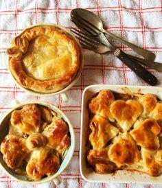My ma se hoenderpastei Kos, Pudding Pies, Good Food, Yummy Food, South African Recipes, Nigella, Coffee Recipes, Other Recipes, Chicken Recipes