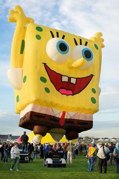 balloon fiesta 2010 - II by bytegirl24, via Flickr