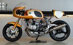 BMW R100 custom by Ritmo Sereno