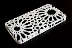 How to make your own 3D printed phone case - I think this would be a great way to learn how to make a 3D print model