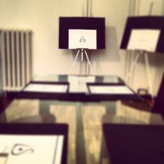 26 febbraio 2012, MANN: briefing per creazione Brand Corporate Identity e gestione della comunicazione.