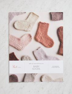 Baby Socks Pattern