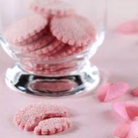 Sablés aux Biscuits Roses Fossier