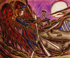 Rise and fall of the mechanical angel panel 6 by Twilightsoma on @DeviantArt