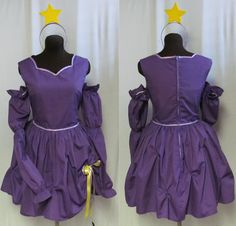 Hey, I found this really awesome Etsy listing at https://www.etsy.com/listing/158795418/lumpy-space-princess-cosplay-costume