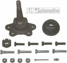 Chevrolet #astro / gmc #safari #upper ball joint - 4wd,  View more on the LINK: http://www.zeppy.io/product/gb/2/351022011722/
