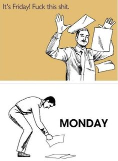 @kristen... Was this not us just this Friday! ... Ugh and here comes Monday!!!